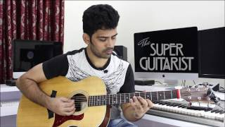 Aarya 2 - Uppenantha - Guitar lead lesson