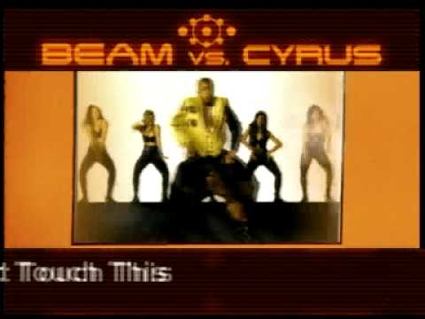 TV Spot / Werbung Beam VS. Cyrus - U Can´t Touch This
