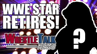 WWE Raw Botch After Main Event! WWE Star Announces Retirement! | WrestleTalk News Feb. 2017(WWE Raw botch after main event, WWE star announces retirement and more in this WrestleTalk News Feb. 2017... Subscribe to WrestleTalk for daily WWE and ..., 2017-02-14T18:07:00.000Z)