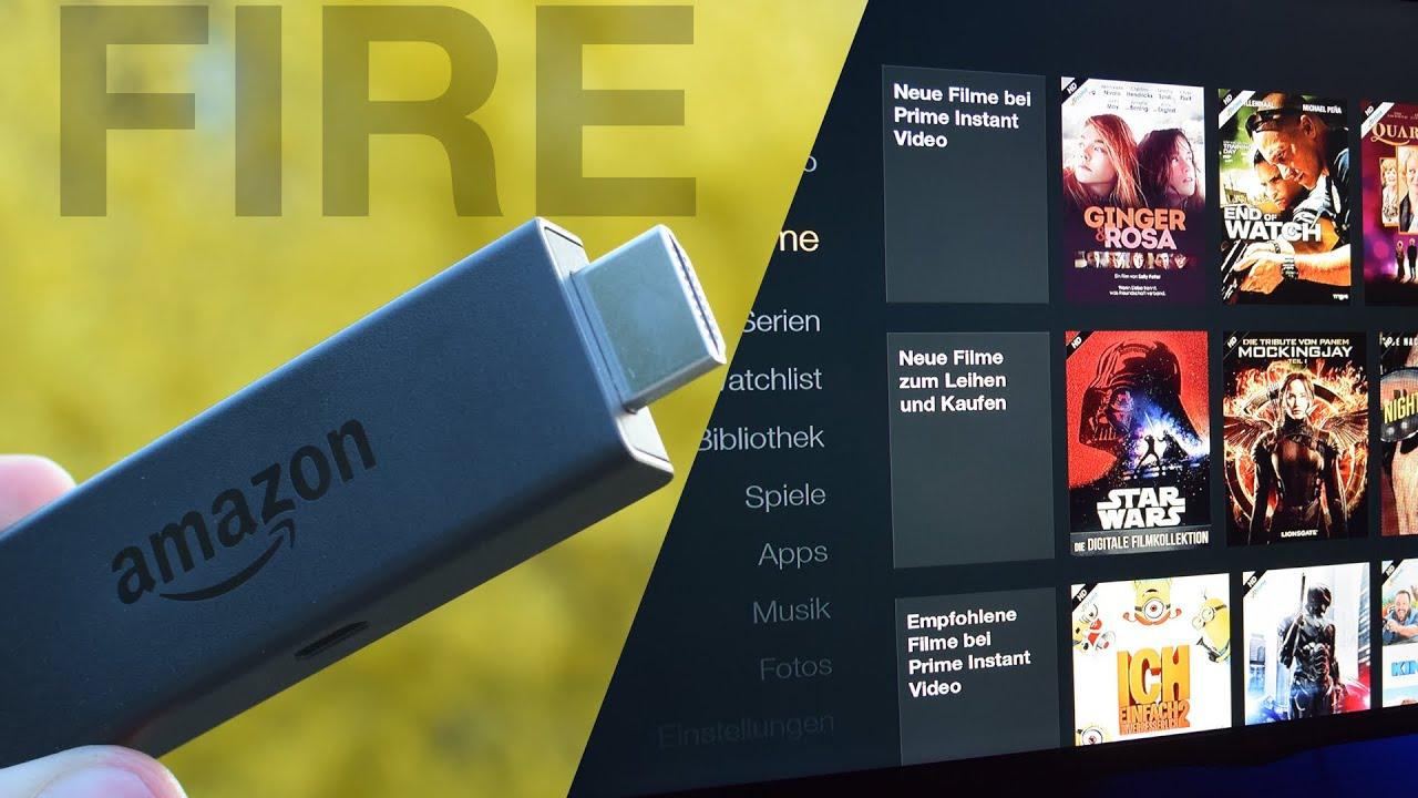 amazon fire tv stick deutsch