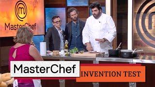 Download lagu MasterChef Italia 4 La ricetta di chef Antonino Cannavacciuolo MP3