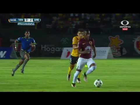Todos los Goles Venados FC 0-3 América Fecha1 Copa Mx
