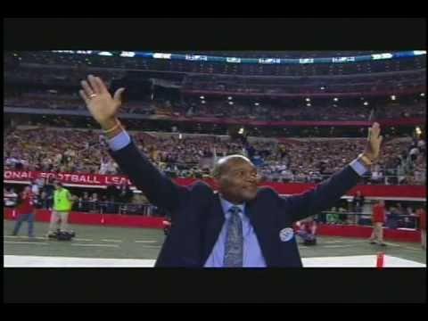 Coach Billy Joe Honored at Super Bowl XLV