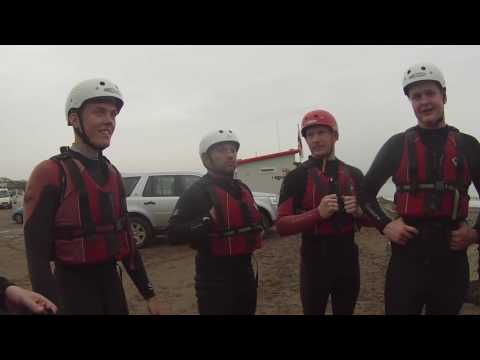GoPro Hero 3: Bude 2016 Watersport's & Activities