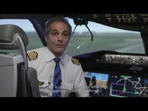 Les pilotes d'Air France, prêts pour accueillir le Boeing 787 !