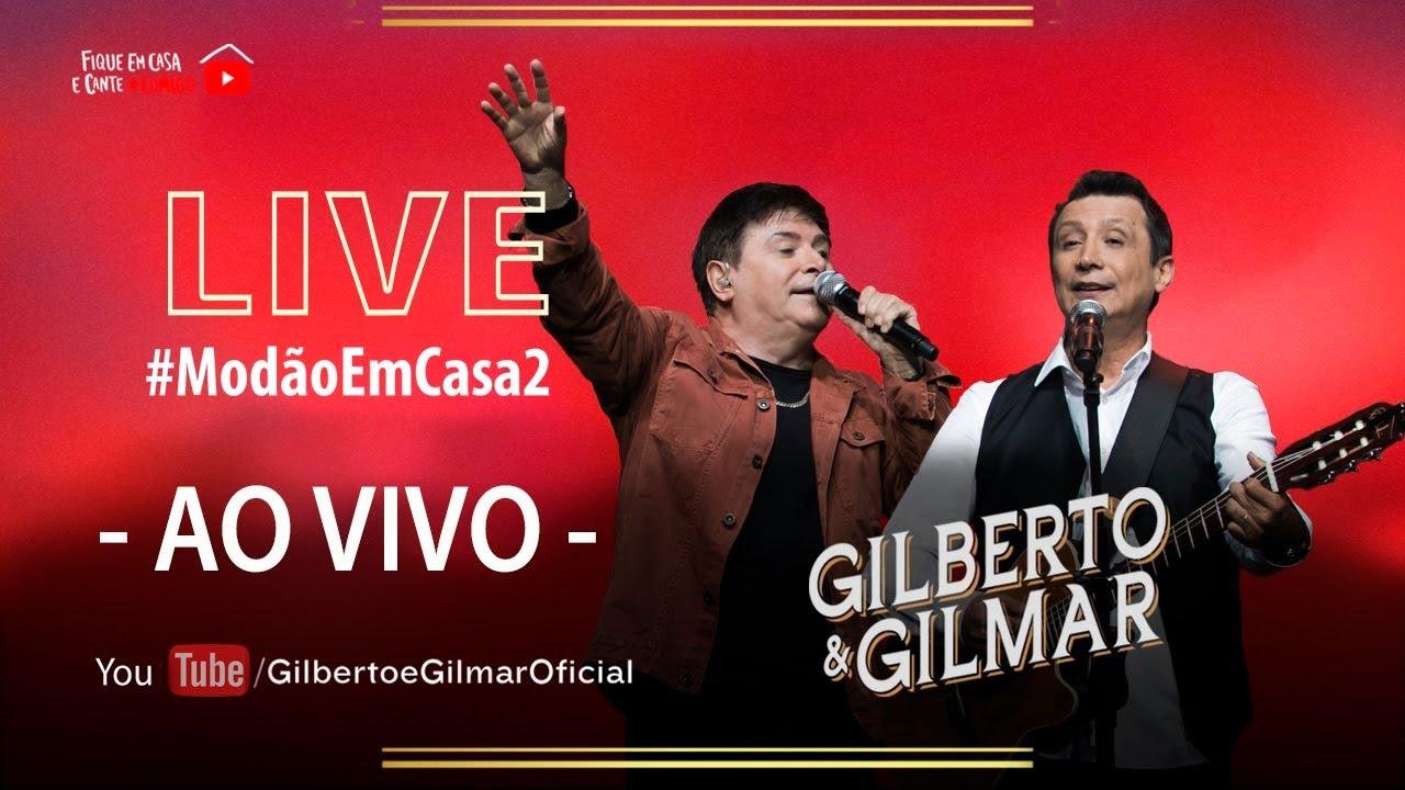 Gilberto e Gilmar   Ao Vivo   Live  #ModãoEmCasa2 #FiqueEmCasa e Cante #Comigo