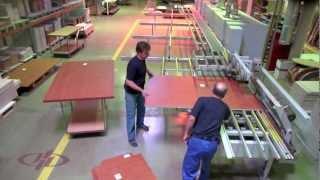 видео Первая мебельная фабрика