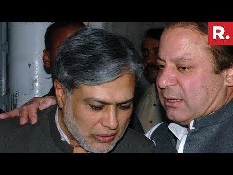Pakistan's Finance Minister Ishaq Dar Disqualified Too