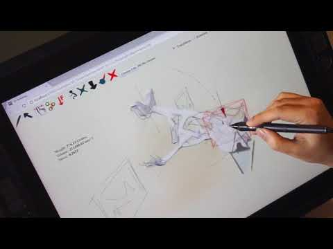 DreamSketch: Early Stage 3D Design Explorations with Sketching and Generative Design