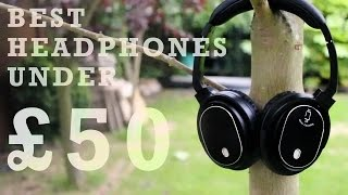 Video Best Noise Cancelling Headphones Under £50 - Juboury Solace Pro - (Unboxing and Review) download MP3, 3GP, MP4, WEBM, AVI, FLV Agustus 2018