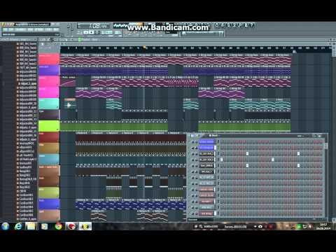 BackSpace - Requiem for a dream (FL Studio 11)
