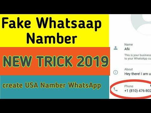 how to use whatsapp without verification code