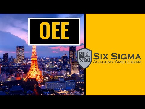 Overall Equipment Effectiveness OEE (Lean Six Sigma)