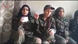 مجندات في جيش الأسد يستغثن: يستغلونا جنسيا ويجبروننا على ممارسة الدعارة