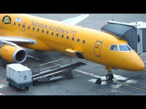 Saratov Airlines Embraer