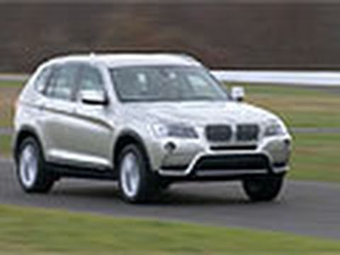 2011 BMW X3 first look from Consumer Reports