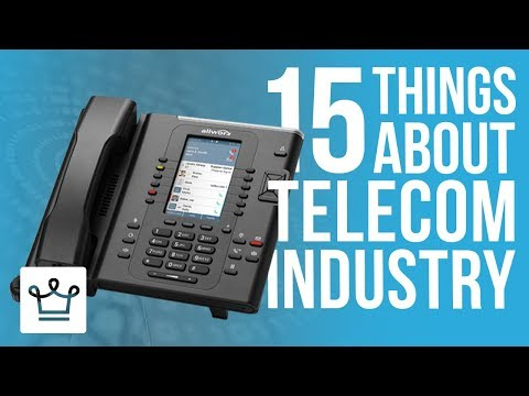 15 Things You Didn't Know About The Telecommunication Indust