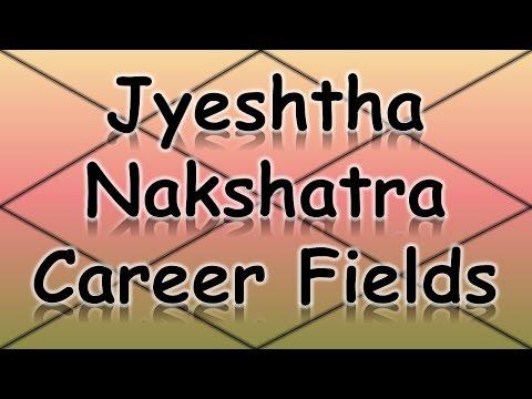 Jyeshtha Nakshatra Career/Professions (Vedic Astrology)