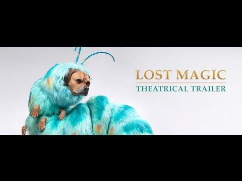 "Jim McKenzie - ""Lost Magic"" Theatrical Trailer   (Nick Drake - Made to Love Magic)"