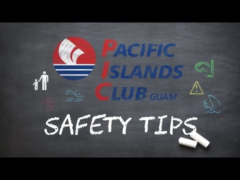 Pacific Islands Club Guam Safety Video