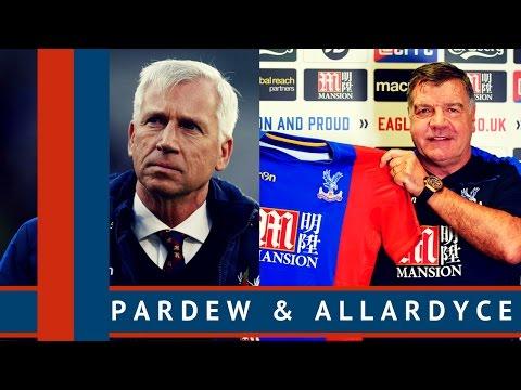 The e-Crystal Palace Podcast S1E23 Pardew SACKED! Allardyce HIRED