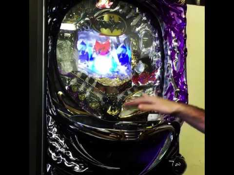 Batman Gotham City Pachinko Machine video #2!