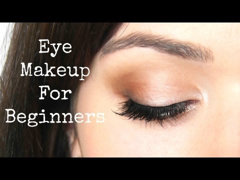 Beginner Eye Makeup Tips & Tricks