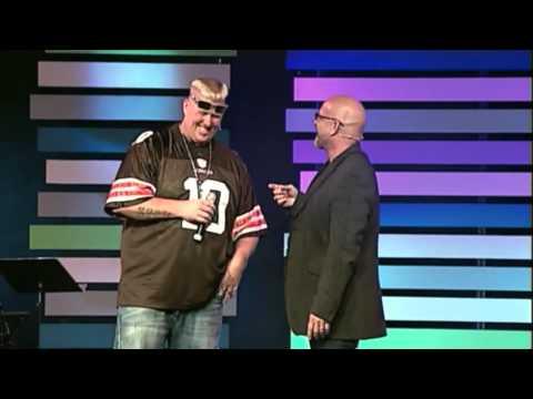 Ronnie speaks at C3 Church
