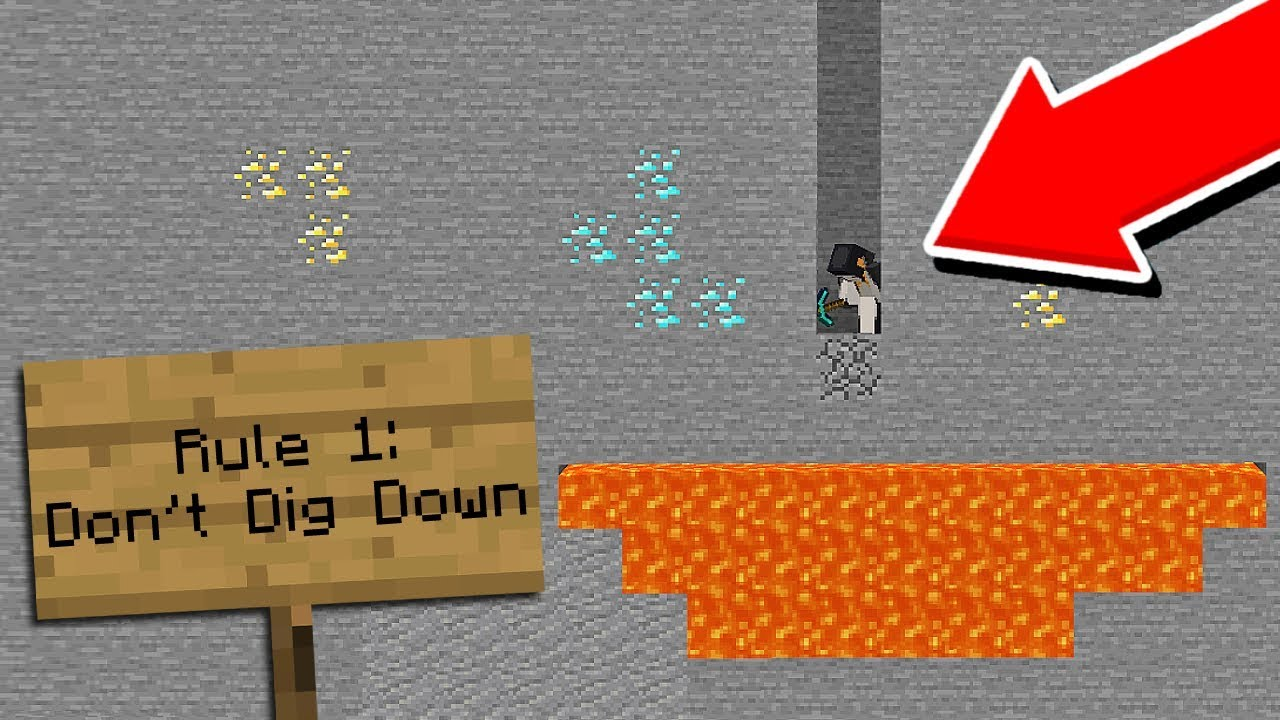 11 Ways to Break the Rules in Minecraft