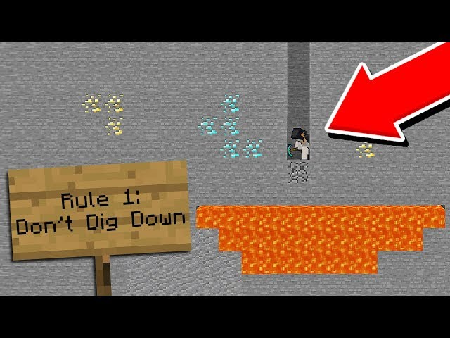 20 Ways to Break the Rules in Minecraft