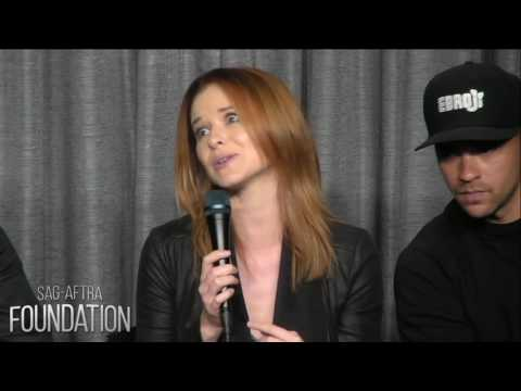 Japril the Sequel 13x16 Q&A with GREY'S ANATOMY Jesse Williams Sarah Drew Kevin McKidd
