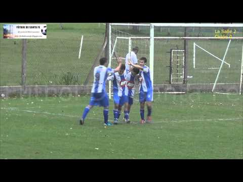 La Salle 2  - Ciclón Racing 0 (gol Fernando Bertozzi, 1 a 0 Apertura 2014)