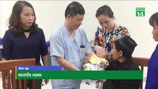 Cháu bé sinh non của cặp vợ chồng chết cháy gần Bệnh viện Nhi TW xuất viện | VTC14