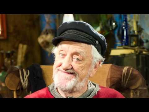Graham Norton - Bernard Cribbins interview