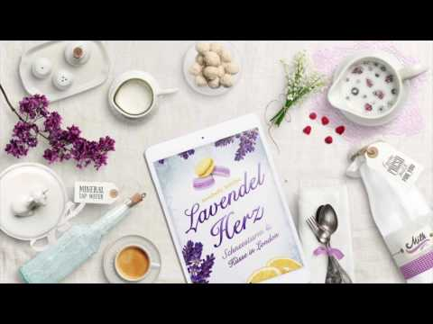 Lavendelherz - Schneesturm und Küsse in London (Liebesroman)(Hörbuch) (Audiobook)