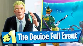 Fortnite The Device (Doomsday) Event - Full Gameplay