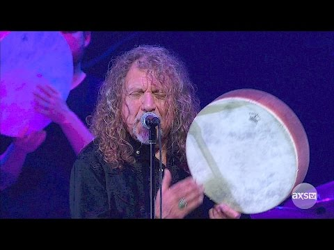 Robert Plant Live in Los Angeles 2016 (Rainbow)
