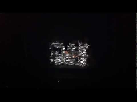 Amon Tobin ISAM Live at the Warfield, SF (Video 1)