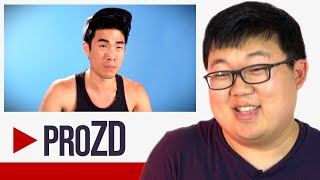 Voice Actor Dubs BuzzFeed Videos (ft. ProZD)