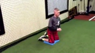 build velocity  arm speed  baseball softball pitching strengthen throwing arm