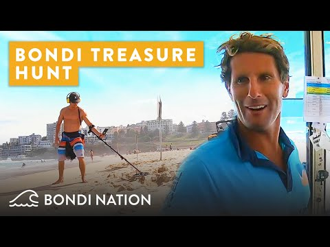 DRUGS and Jewellery Found Underwater (BONDI TREASURE HUNT!)
