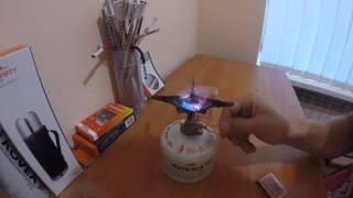 Газовая горелка для туризма Kovea KB 0101: обзор, цена, где купить?
