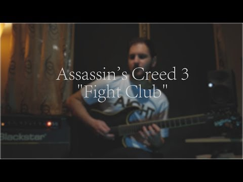 """Assassin's Creed 3 - """"Fight Club"""" (Rock/Metal Cover)"""