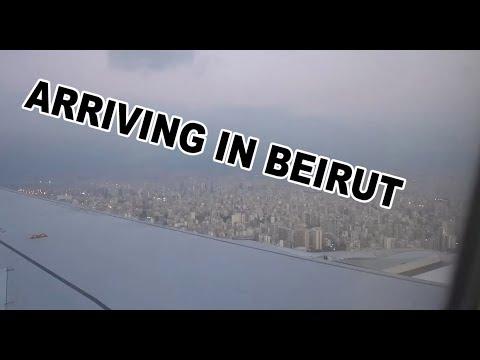 ARRIVING IN BEIRUT FOR M.O.D | THE CRAZY CITY | Vlog#33
