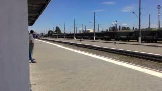 Укрзализныця прибытие поезда Кривой Рог-Николаев 2017(, 2017-05-28T12:50:49.000Z)