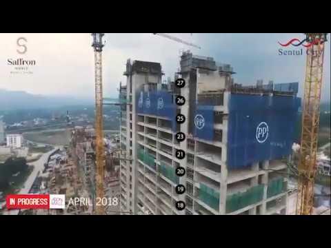 apartemen-saffron-//-aeon-mall-//-sentul-city-//-progress-april-2018