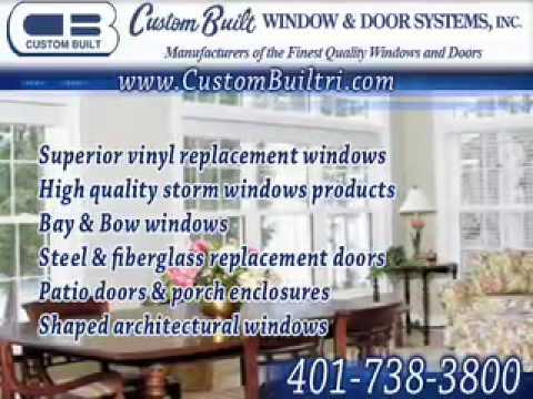 Custom Built Window & Door Systems Inc, Warwick, RI