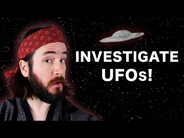 Scientists, Governments and UFOs