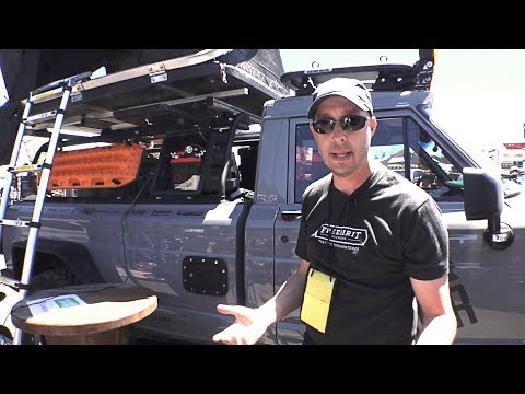 Freespirit Rooftop Tents - Overland Expo West 2018