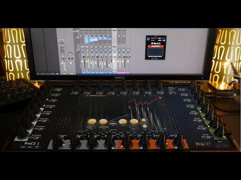 MP Midi Controller in  Logic Pro X